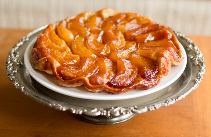 "Dinah * Apple Tarte Tatin or ""Apple Butter Magic"""