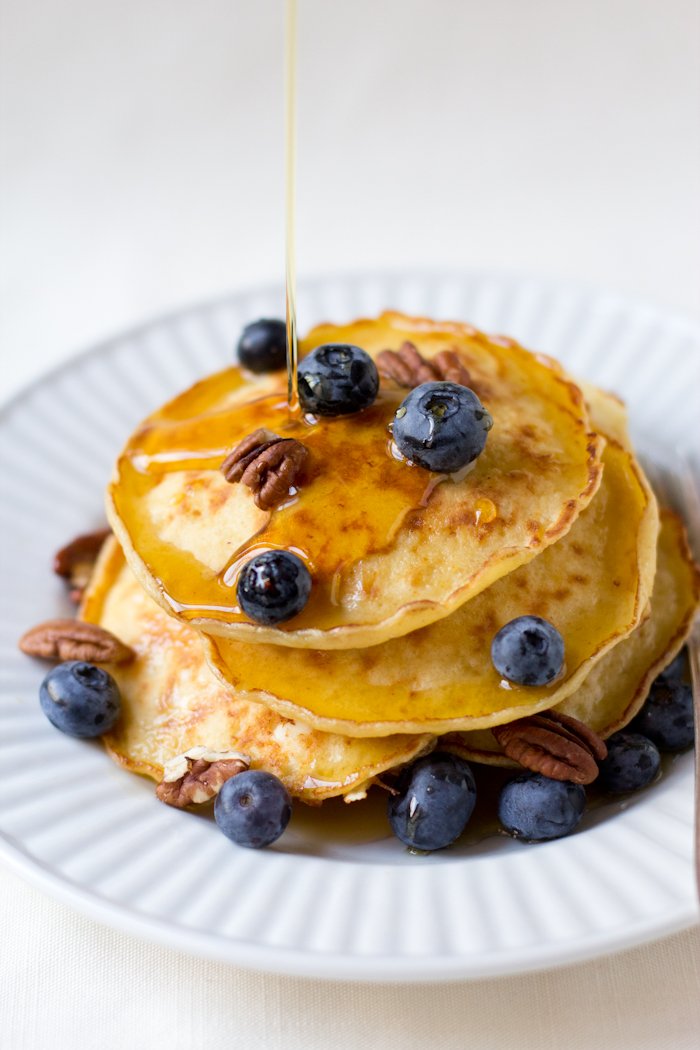 Cottage Cheese Pancakes | dramatic pancake | bring something to the ...
